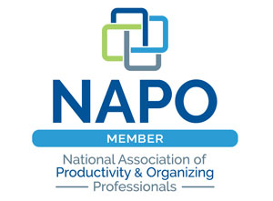 National Association of Professional Organizers - Lynne Palumbo, Professional Organizer Lynne Palumbo Organizing - Hastings-on-Hudson, New York